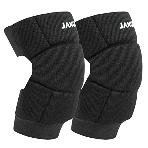Valorsports Knee Pads For Volleyball, Wrestling, Snowboarding and Hockey – one hundred% Durable Construction Knee Pads- Set of 2 – DiZiSports Store