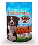 ALL Natural Chicken Jerky Dog Dog Chews 3oz USA Healthy Treats Healthy Partner 6 Pack