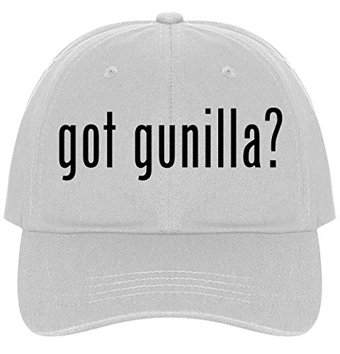 The Town Butler got Gunilla? - A Nice Comfortable Adjustable Dad Hat Cap, White