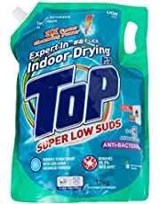Top Concentrated Liquid Detergent Refill
