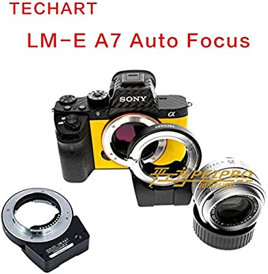 TECHART 6 0 LM-EA7 Auto Focus Lens Adapter Leica M Mount