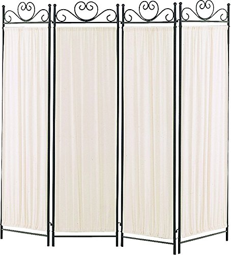 Wrought Iron Room Dividers - 2