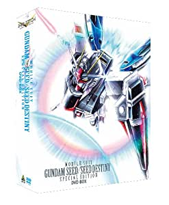 Gundam SEED / SEED DESTINY Special Edition DVD-BOX Mobile Suit G-SELECTION (Limited Edition) [Japan Import]