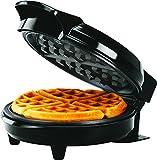 Holstein Housewares HH-09037016B Waffle Maker, Black