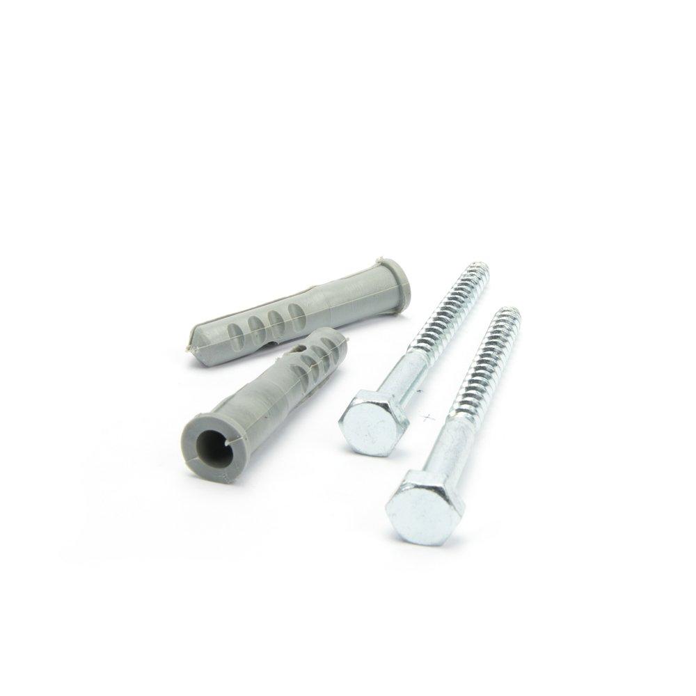 Color: Blanco Model: Hansi Proteccion de la Pared apropiada para el Montaje en el Suelo Material : Plasctico TPE Sossai 1 x Tope de Puerta//Tope de amortiguaction de Puerta NTS8-60