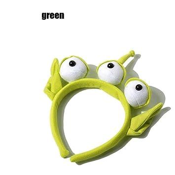 KUHU 1 pcs Novedad New Toy Story Alien Traje de Felpa ...