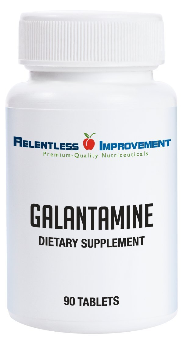 Relentless Improvement Galantamine