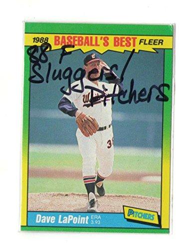 (1988 Fleer Sluggers vs Pitchers - CHICAGO WHITE SOX Team Set)