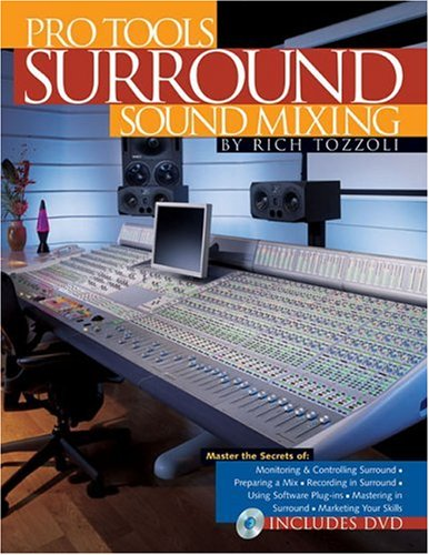 Pro Tools Surround Sound Mixing (Book)
