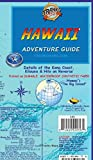 Hawaii The Big Island Adventure Guide Franko Maps Waterproof Map