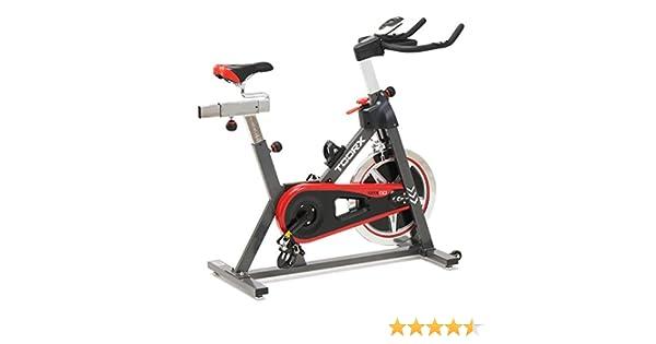 Toorx SRX-50 - Bicicleta (Multicolor, Cadena, Vertical/Horizontal, Hand Grip sensors, Calorías, Monitor, Ritmo cardíaco, Velocidad, Tiempo): Amazon.es: ...