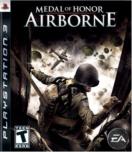 Medal of Honor: Airborne - Playstation 3 (Medal Military Merit)