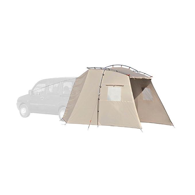 1 opinioni per VAUDE, Tenda da Campeggio per Automobile Drive Wing, Beige (Linen), Standard