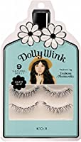 Dolly Wink Koji False Eyelashes #9 Natural Dolly