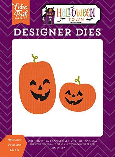 Echo Park Paper Company Halloween Pumpkins Die Set]()