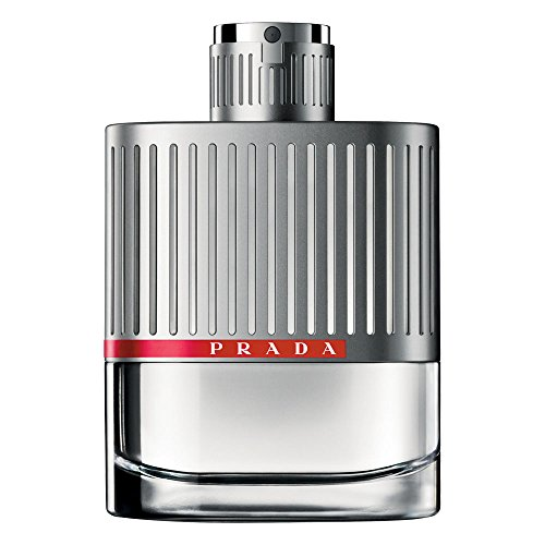 Prada Luna Rossa for Men Gift Set - 3.4 oz EDT Spray + 3.4 oz Aftershave - Prada Red