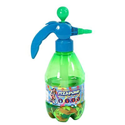 Water Sports ItzaPump Water Balloon Pump Filling Station, Multi Color, (82020-4): Automotive