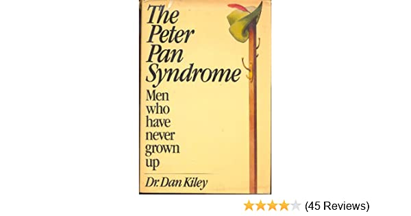 Dating man peter pan syndrome