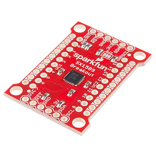 Sparkfun 16 Output I/O Expander Breakout - (Input Expander Switch)