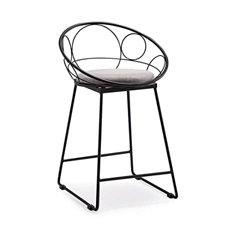 Astounding Amazon Com Jbbfqy Breakfast Bar Stool Barstools Retro Ibusinesslaw Wood Chair Design Ideas Ibusinesslaworg