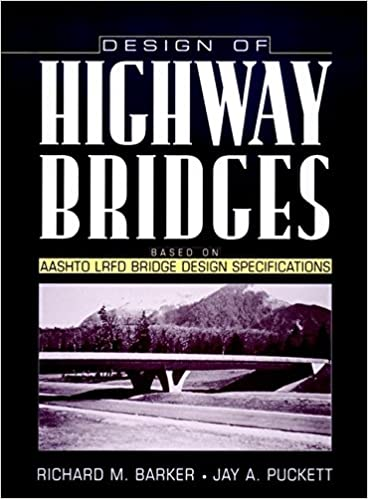 Amazon Fr Design Of Highway Bridges Based On Aashto Lrfd