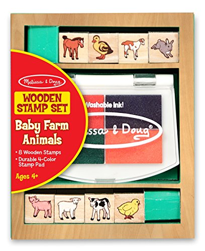 Melissa and Doug - Baby Farm