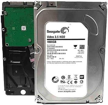 Seagate Pipeline HD ST1000VM002 1TB 5900RPM 64MB Cache SATA 6.0Gb//s 3.5inch Surveillance Hard Drive 2 Year Warranty