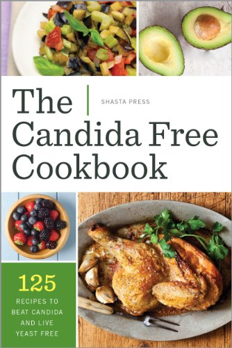 Candida Free Cookbook Recipes Yeast ebook product image