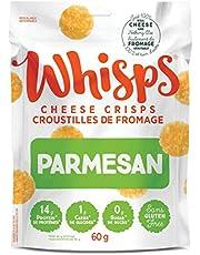 Whisps WHISPS PARM.Cheese Crisps, Parmesan, 60 Gram