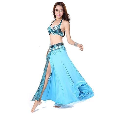 Cvbndfe Vestido de Fiesta de la Danza de Las Mujeres ...