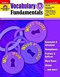 Vocabulary Fundamentals, Evan-Moor Educational Publishers, 1608236617