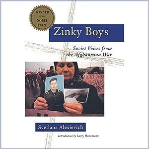 Zinky Boys Audiobook