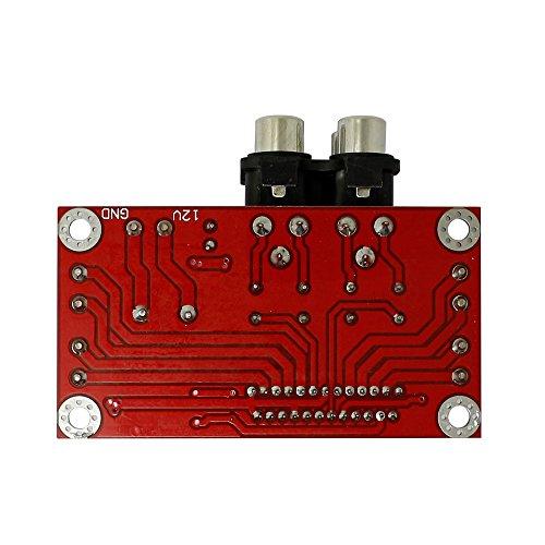 TDA7850 4 Channel Car Audio Amplifier Board 12V AV Interface DIY AMP Board 4x50W