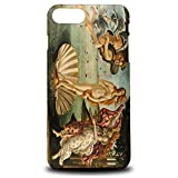 Foxercase Designs The Birth Of Venus Painting By Botticelli Hard Back Case Cover for Apple iPhone 7 Plus