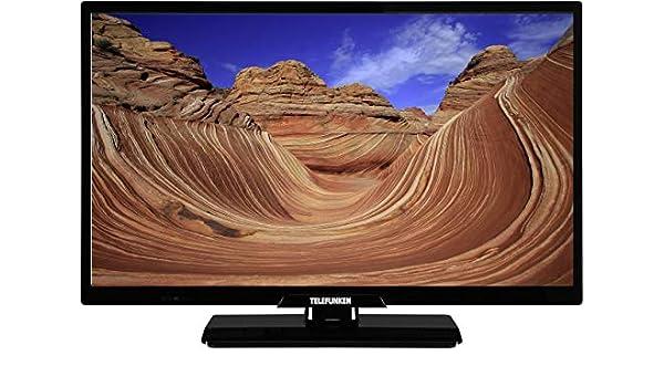 Telefunken D24H340A LED-TV 60cm 24 Zoll EEK A+ (A++: Amazon.es: Electrónica