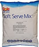 Mango Dole Whip Soft Serve Ice Cream Mix (Large 4.5 Pound Bag) - Authentic Dolewhip Same As Found in Disneyland and Hawaii but in Mango