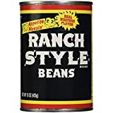 Ranch Style Beans, 15oz Can (Pack of 4)