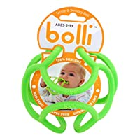OgoSport Bolli - Flexible Teether Ball (Assorted, Colors May Vary)