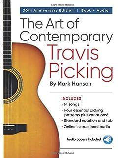 Amazon com: The Art Of Contemporary Travis Picking