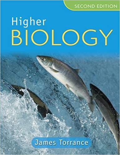 Higher Biology Second Edition