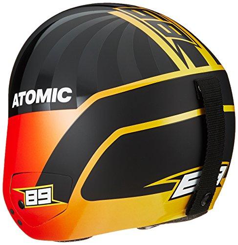 1 Sqs Atomic nbsp;paio Bastoni Carbon Racing Sci Da Di Replica Redster Nero X Lega S7qxgw7Z5
