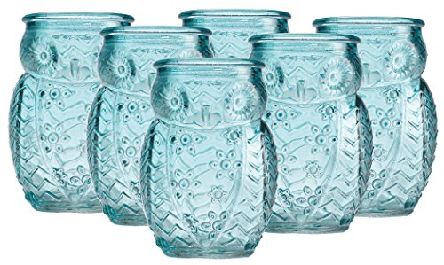 Owl 2.8 oz. Shot Glass (Set of (Owl Glasses)