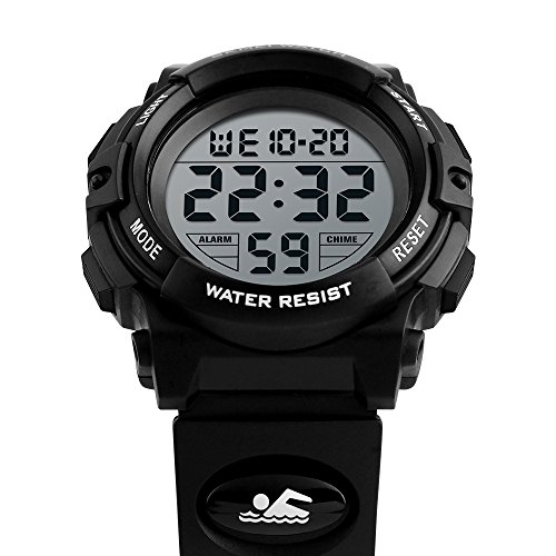 Amazon.com: ATIMO Digital Watch Toys for 6-16 Year Old Teen Boys Girls, Watch Gifts for 4-15 Year Old Boy Girl Present for Boys Age 11-15: Sports & Outdoors