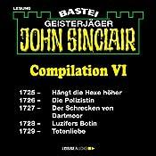 John Sinclair Compilation VI: Band 1725 - 1729 | Jason Dark