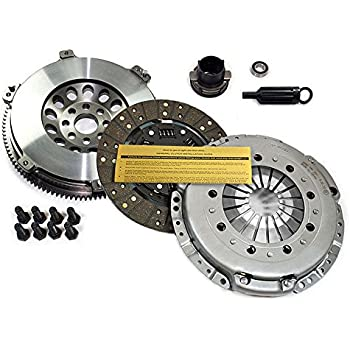 SACHS COVER-STAGE 2 HD CLUTCH KIT & RACE FLYWHEEL for 2001-06 BMW M3 E46 S54