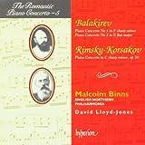 Romantic Piano Concerto Vol. 5: Balakirev: Piano Concertos Nos. 1 and  2 / Rimsky-Korsakov: Piano Concerto