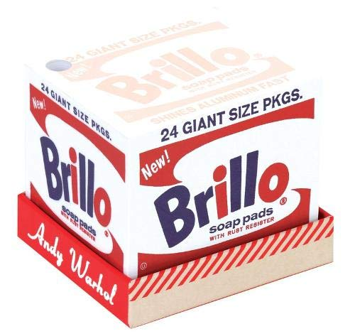 Andy Warhol Brillo Memo Block ()