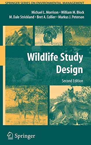 Wildlife Study Design (Springer Series on Environmental Management)