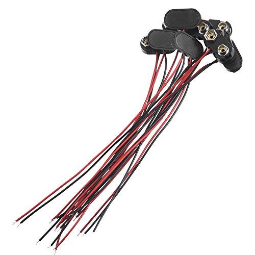 9v battery plug - 8