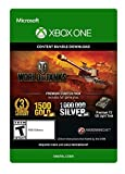 World of Tanks Premium Starter Pack - Xbox One Digital Code